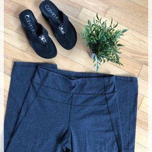 Grey Calvin Klein Performance Pants